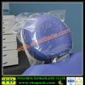 Clean clear encosto de cabeça tampa de plástico para cadeira odontológica