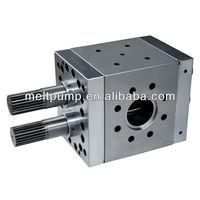 ISO9001 standard positive displacement external gear pumps