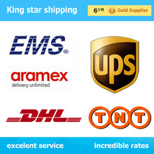 LED ups taobao agent sea shipping to Luxembourg