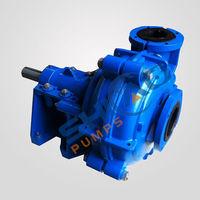 waste water transfer pump abrasion resistant slurry pump anti acid pump