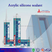 Splendor acetic Silicone Sealant supplier/ silicone sealant/glass silicone sealant/ polyvinyl acetate silicone sealant