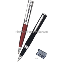 2015 new kugelschreiber with copper barrel, penna sfera, stylo bille