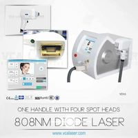 All colors hair removal system best spa machine