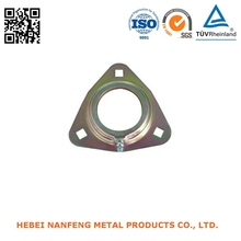Stainless Steel Stamping Electrical Fixation Parts Fabricated in China