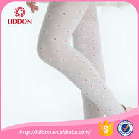 Fashion style kids nylon pantyhose/tights for nice girls