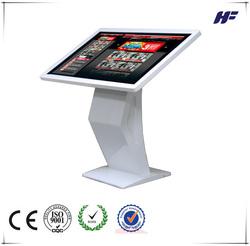 "55"" Super Popular Touch Screen Information Kiosk design"