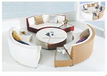 PE Rattan Garden Furniture, Wicker Furniture Rattan Outdoor Furniture Aluminium