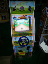 Running All The Way game machine for stores