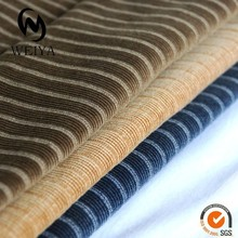 corduroy fabric with frosting process 16W