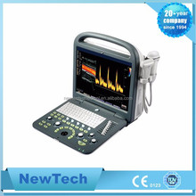 Hospital Medical with CE portable 4d ultrasound scanner