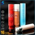 fabricação de embalagens de tubo de creme uso cap bomba de embalagem de cosméticos China tubo