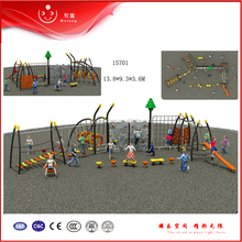 children outdoor playground climbing rope toys