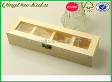 factory wholesale cheap customized wooden essential oil packing box ,essential wood storage box for sale