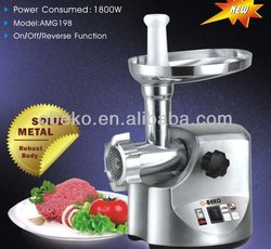 Hot sell Electric hand mixer chopper with LFGB AMG198
