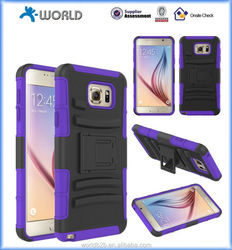 China factory wholesale mobile phone case shockproof case for sumsung note 5