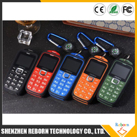 Customize Waterproof IP67 Rugged Feature cellphone with dual sim