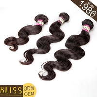 Hot Sales Tangle And Shed Free Top Quality Malaysian Hair Color 27 Weave