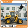 hydraulic joystick control for front wheel loader