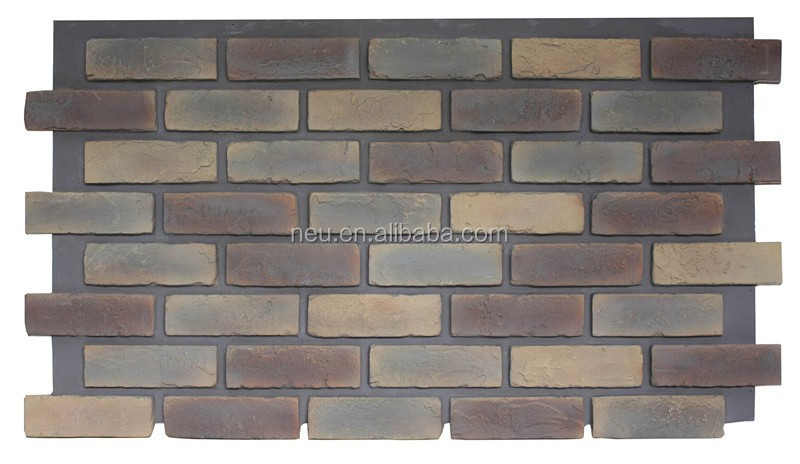 Polyurethane insulation panels wall panel eco material mac - Brick decorative wall panels ...