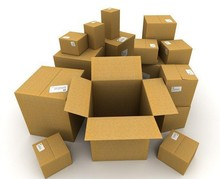 Packaging box for ebay seller & paper packaging box & transportation packaging box