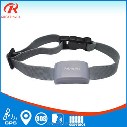 wearable necklace gps cat tracking collars for dog,pet