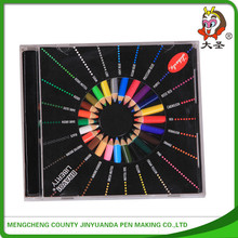 2015 The latest set of colored pencils, pencil, wooden pencil