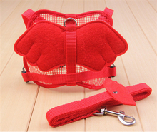 Flying Wings With Leash Dog Body Chest Vest Harness