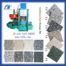 JS-300 Automatic Step and Riser for Stair Making Machine Cost