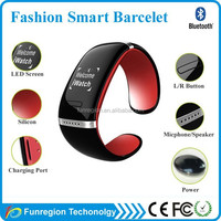 Factory OEM new design l12s smart bracelet smart watch for android ios mobile phone