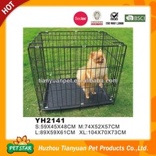 Outdoor Usage Aluminum Dog Box