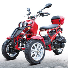 2016 Europe market Post Use hotsale 150cc Gas Motor Tricycles
