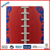 Ball for American Football with 25% Rubber Content