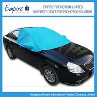 Promotional Item Snow shade waterproof half car cover