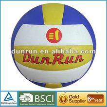 Cuero del pvc, laminado de voleibol, voleibol de formación, voleibol de la competencia