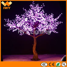 Ultra Beautiful LED Pink Cherry Blossom Trees For Wedding And Event