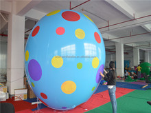 assortment colour inflatable balloon for advertising