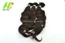 2015 Fashion 10-28Inch 100g Straight Synthetic Fiber Hair Bulk