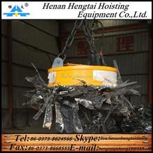 Factory price series MW5 excavator scrap lifing magnet