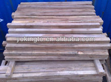 Square wood timber wooden fence post