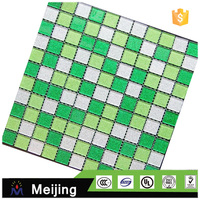 Popular bathroom designs cold spraying pearl oyster shell mosaic tile for designer home decor