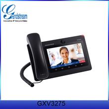 Grandstream HD Android smart video phone GXV3275 sip wifi Phone