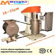High quality chocolate ball mill machine/chocolate syrup making mahicne