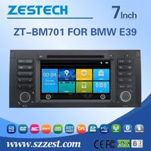 car navigation for bmw e39 bluetooth 3G FM AM 10disc