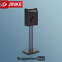 Plastic Newspaper Box,Modern Design Outdoor Standing Cold-rolled Plate Mailbox,Villa Mailbox