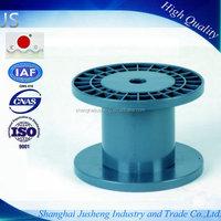empty clear plastic spools for 3d filament