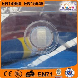 Funny cheap high quality giant inflatable clear ball