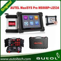 2015 Newly Autel MaxiSys MS908 MaxiSys Pro MS908 Best Car Diagnostic Scanner Better Than DS708 X431 V/X431 V+ Best Price Now!