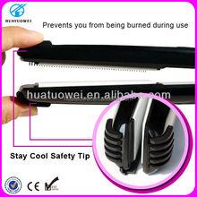 Wholesale hair salon equipment custom electric gorgeous flat iron on China market HT-917