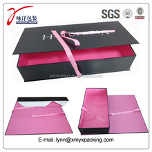 luxury folding box for cloth packaging