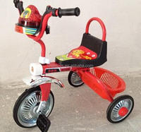Newest !Pinghu Lingli plastic kids'tricycle, toddler tricycle,three wheels toy bike